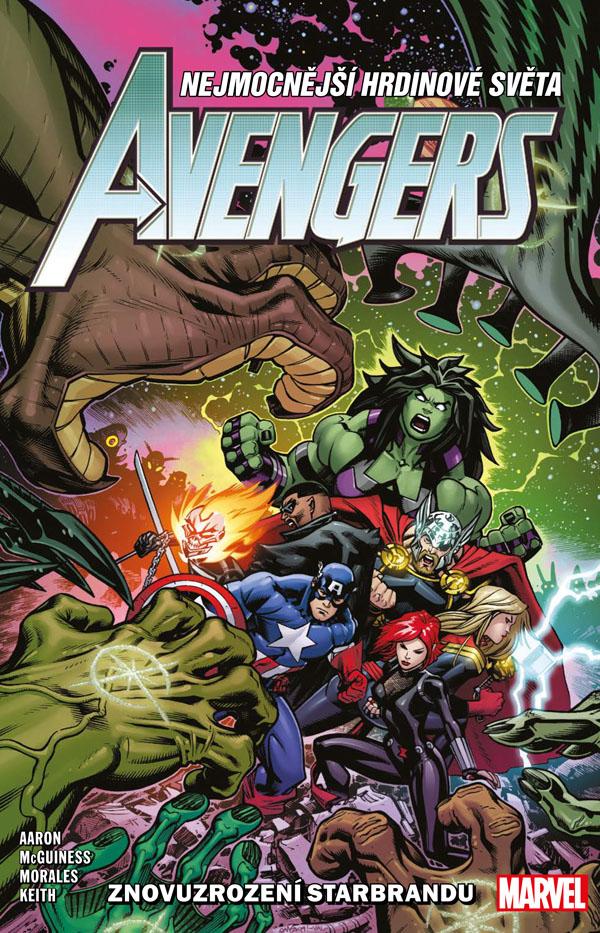 Avengers 6: Znovuzrození Starbrandu