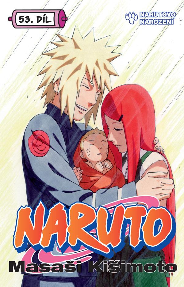 Naruto 53: Narutovo narození