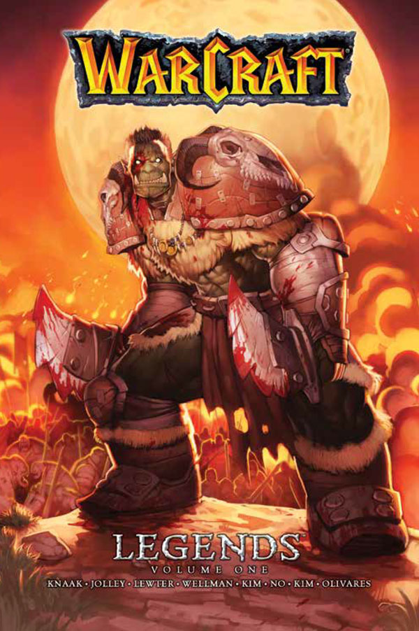 World of Warcraft: Legendy 1