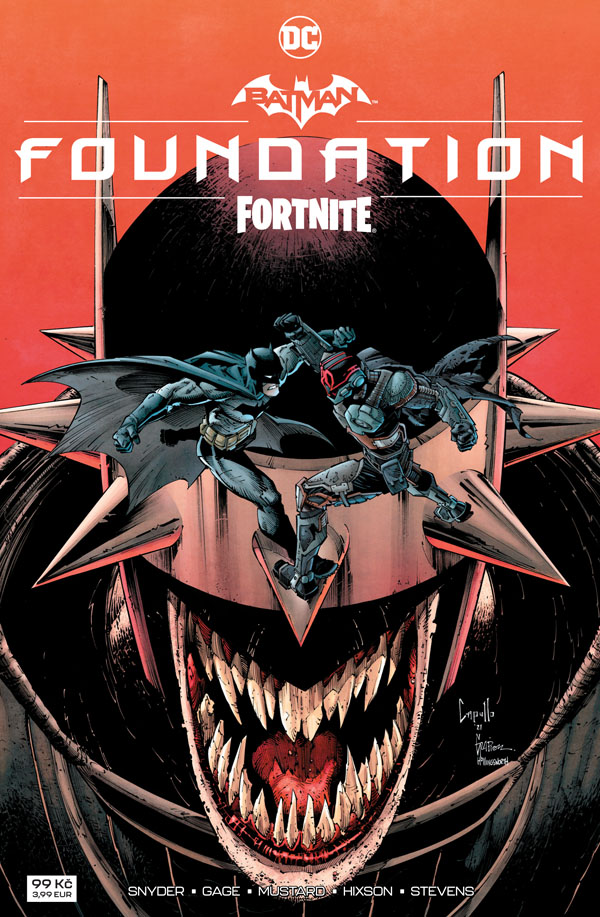 obrázek k novince - Batman/Fortnite: Foundation