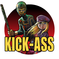 Logo Kick-Ass