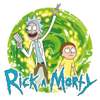 Logo Rick a Morty