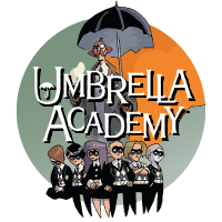 Logo Umbrella Academy