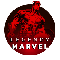 Logo Legendy Marvel