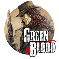 Logo Green Blood