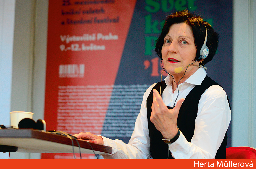 Herta Mullerová