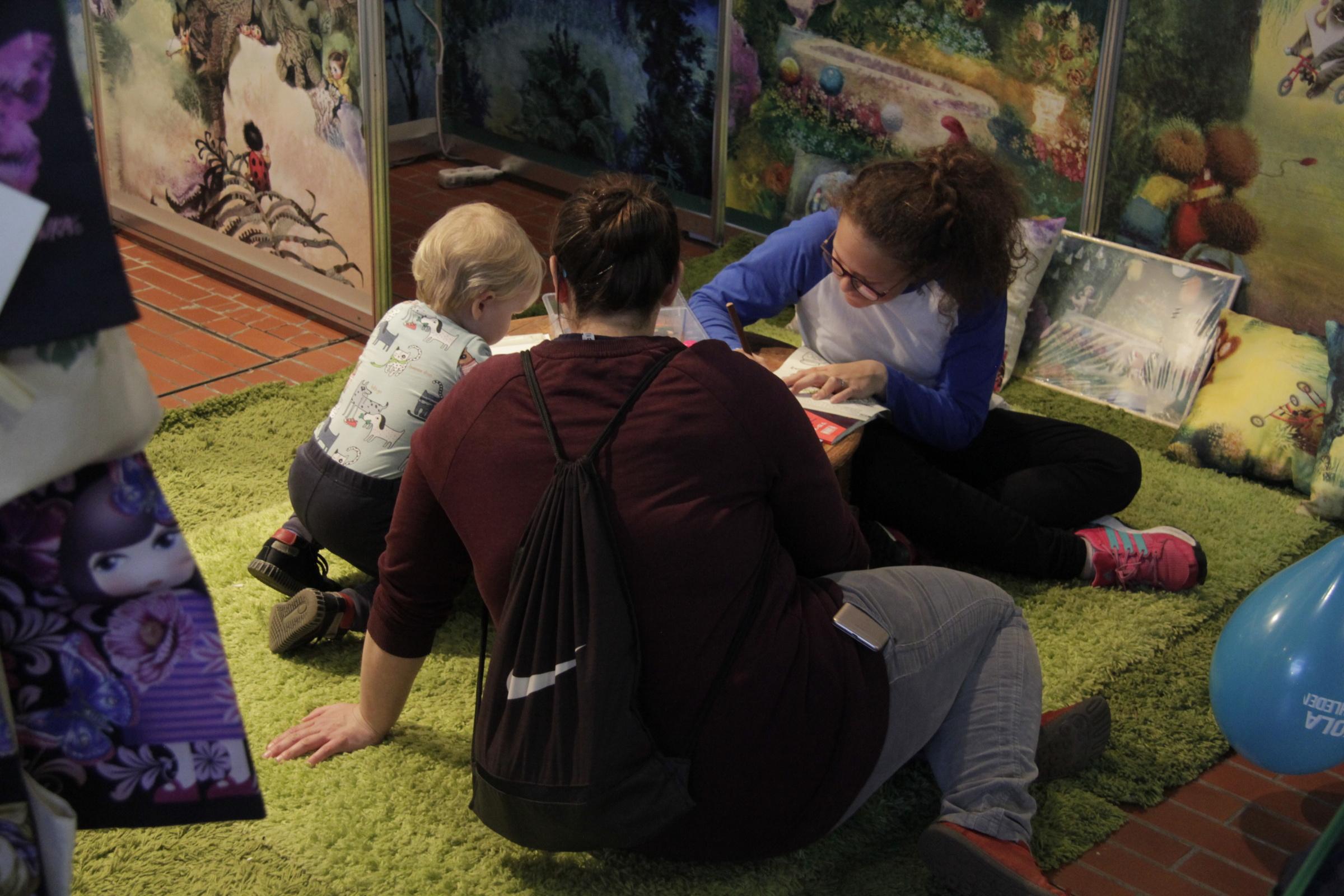 Návštěvníci - rodiny s dětmi