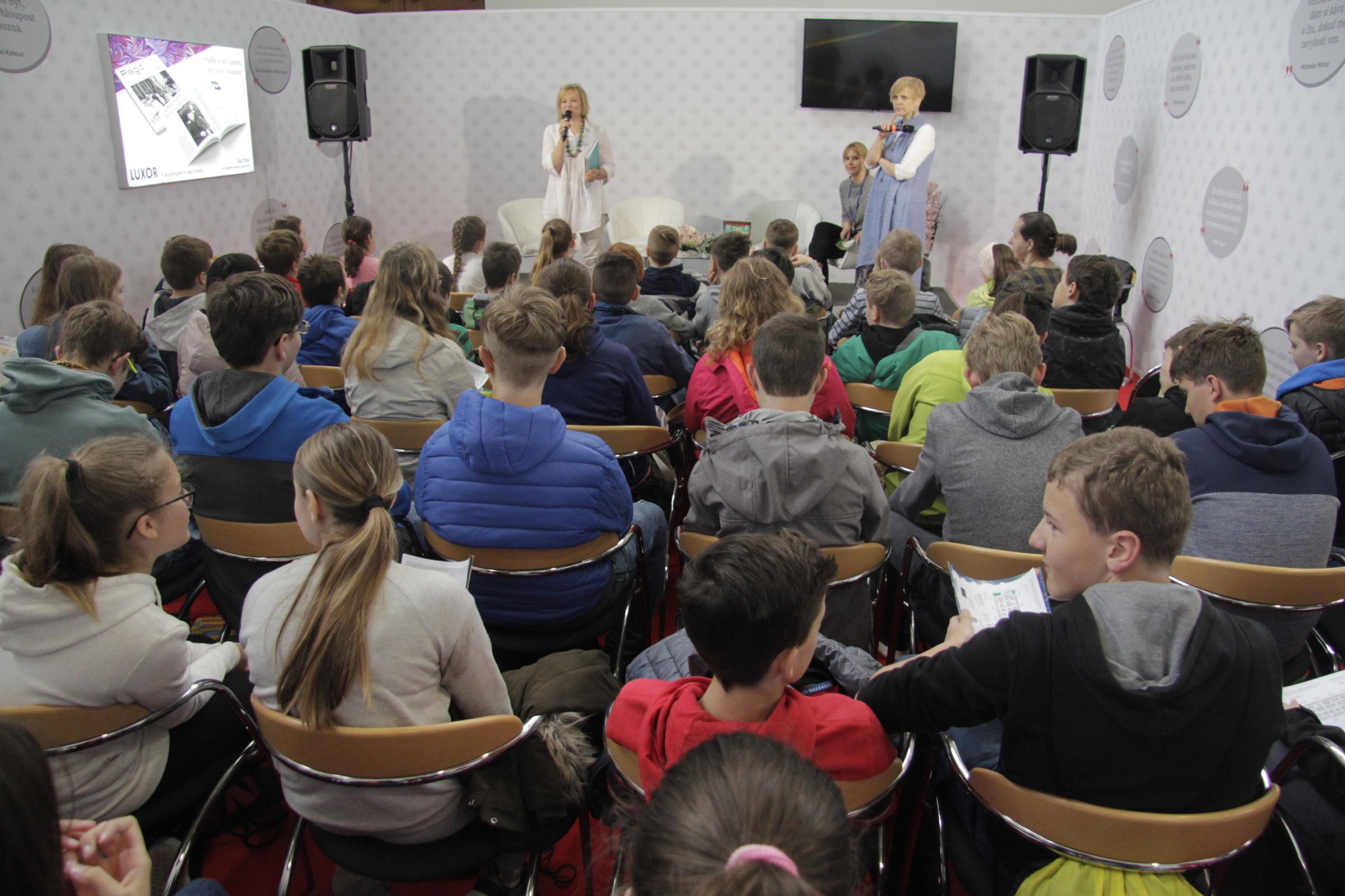 Pořady pro děti a mládež