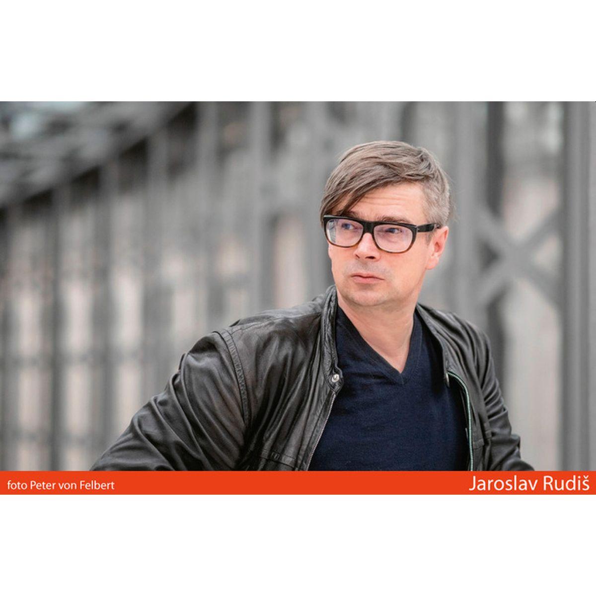 Jaroslav Rudiš: Mezi Německem a Českem