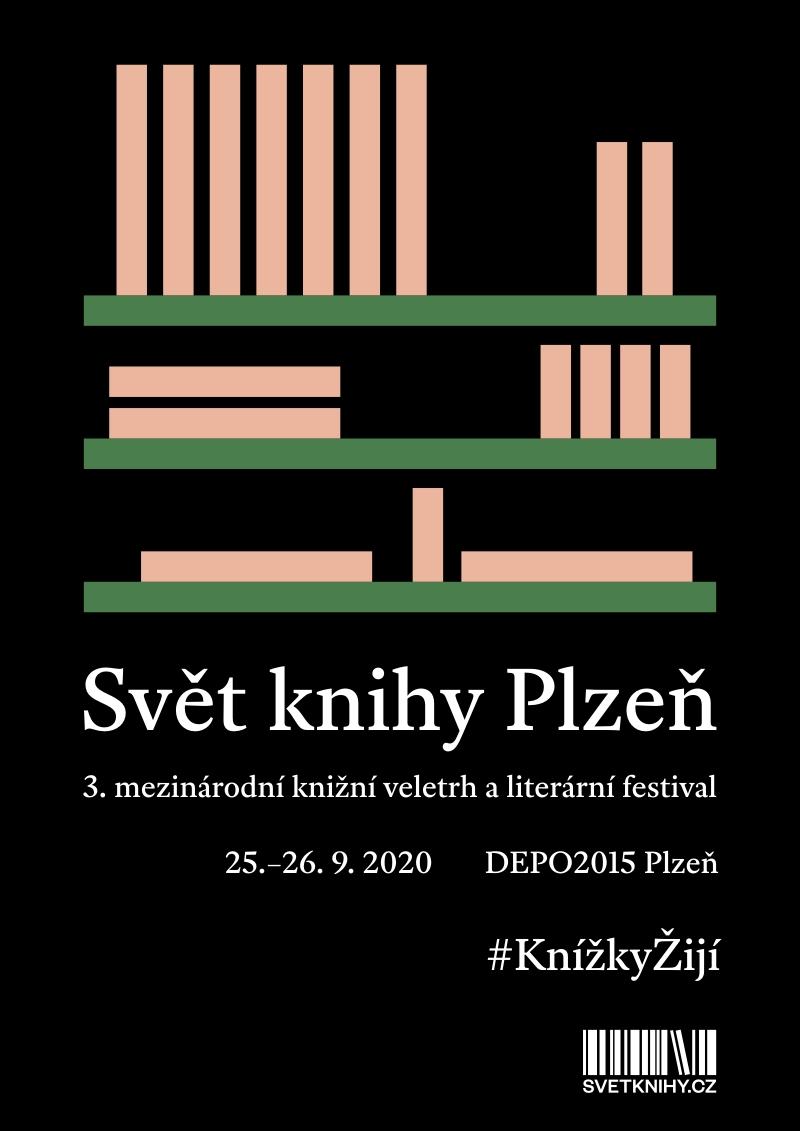 Book World Pilsen 2020 VISUAL